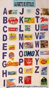 alfabetos interativos