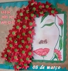 homenagear as mulheres