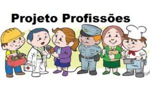 projeto profissões