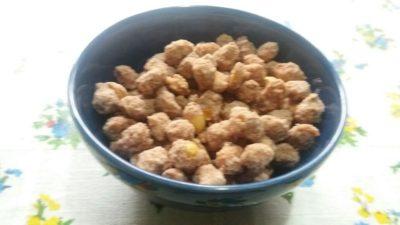 Amendoim Carapinha