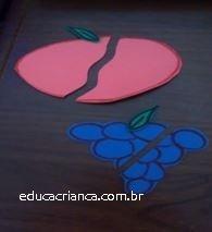Quebra-cabeça de frutas