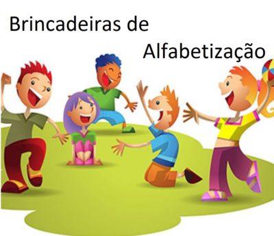 Brincadeiras de alfabetização e motricidade