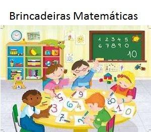 Brincadeiras Matemáticas com motricidade