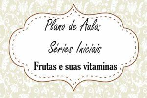 Frutas e suas vitaminas