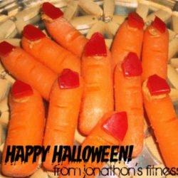 Halloween divertido e saudável