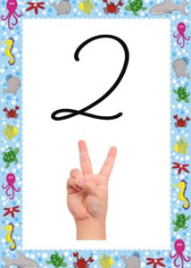alfabetos e números