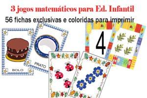 Memórias Numéricas para Ed.Infantil