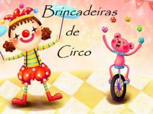 Brincadeiras de Circo