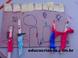 Atividades pedagógicas sobre famílias