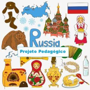 Rússia e suas bonecas Matrioskas