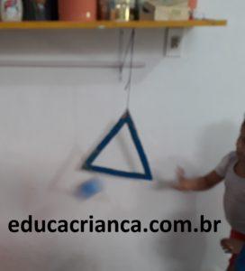 Brincando com as formas geométricas